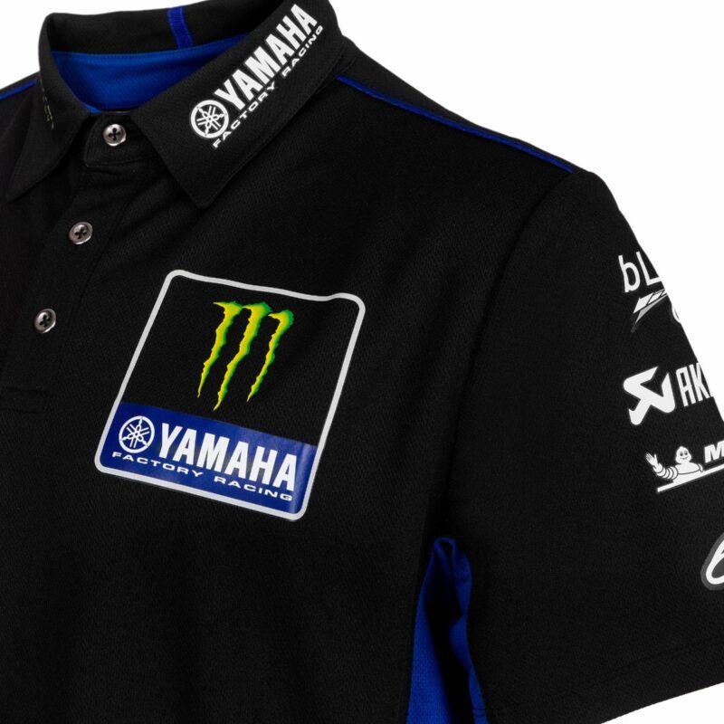 Yamaha galléros póló - Team