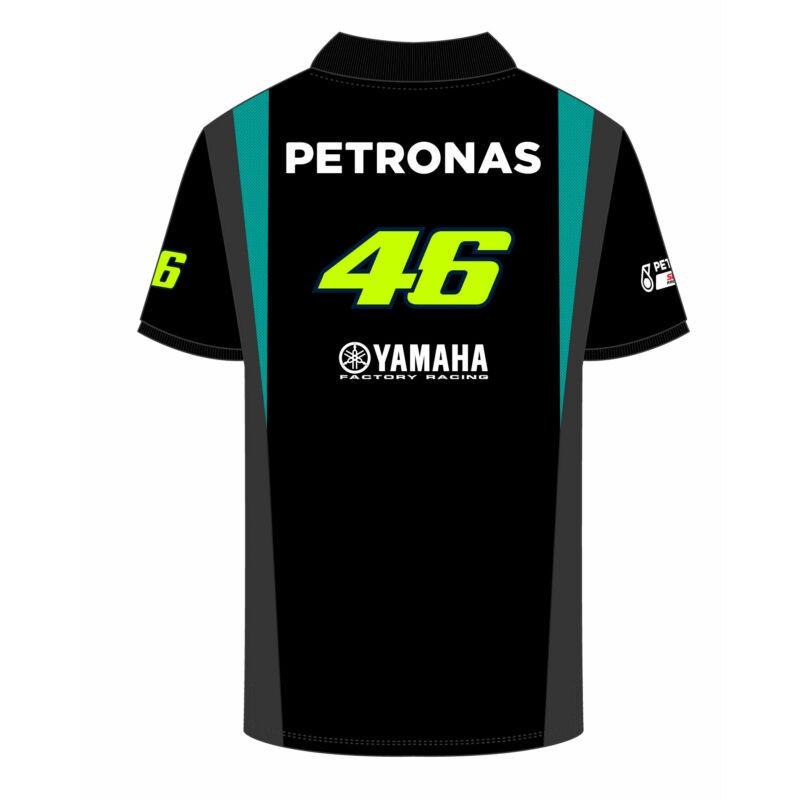 Rossi galléros póló - Petronas Yamaha Dual