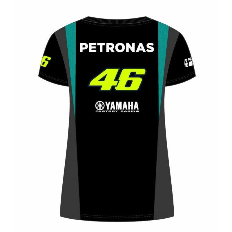Rossi női póló - Petronas Yamaha Dual