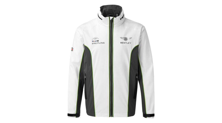 2020, Szürke, L, Mercedes Lightweight Csapat Kabát