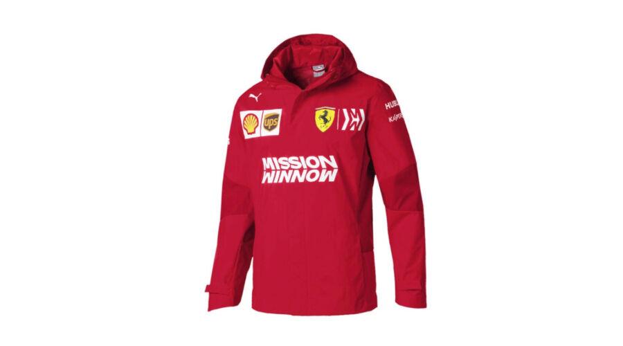 2706941746 Hivatalos Ferrari rajongói termékek - Ferrari kabát - Team, 54.990 ...