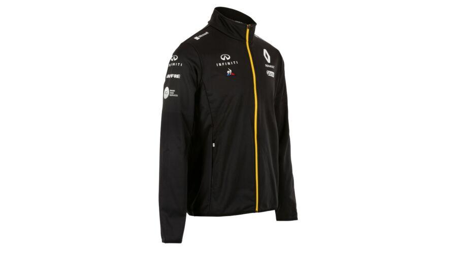 7b5ff95884 Hivatalos Renault F1 rajongói termékek - Renault F1 softshell ...